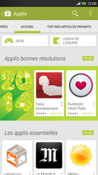 HTC One Max - Applications - Installation d