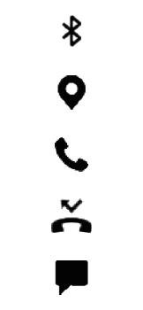 Samsung Galaxy A70 - Premiers pas - Comprendre les icônes affichés - Étape 12