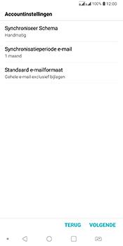 LG Q7 - E-mail - Account instellen (IMAP met SMTP-verificatie) - Stap 18