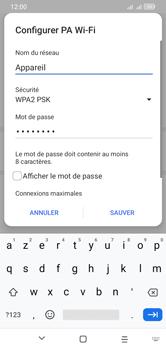 Alcatel 1S (2020) - Internet et connexion - Partager votre connexion en Wi-Fi - Étape 8