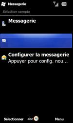 Samsung B7610 Omnia Qwerty - E-mail - envoyer un e-mail - Étape 3