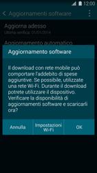 Samsung Galaxy S 5 - Software - Installazione degli aggiornamenti software - Fase 8