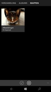 Microsoft Lumia 950 XL - MMS - afbeeldingen verzenden - Stap 11