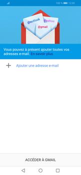 Huawei P Smart (2019) - E-mails - Ajouter ou modifier votre compte Gmail - Étape 5