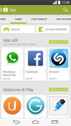 LG G3 - Applicazioni - Installazione delle applicazioni - Fase 5