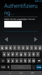 Huawei Ascend Mate - Apps - Konto anlegen und einrichten - Schritt 18