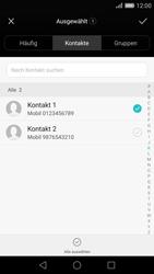 Huawei P8 - MMS - Erstellen und senden - 9 / 23