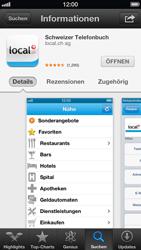 Apple iPhone 5 - Apps - Installieren von Apps - Schritt 8