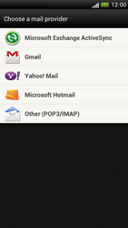 HTC Z520e One S - Email - Manual configuration POP3 with SMTP verification - Step 5
