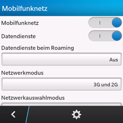 BlackBerry Q10 - Ausland - Im Ausland surfen – Datenroaming - Schritt 8