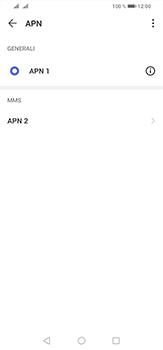 Huawei P30 Lite - MMS - Configurazione manuale - Fase 14