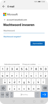 Huawei P Smart Z - E-mail - e-mail instellen (outlook) - Stap 6