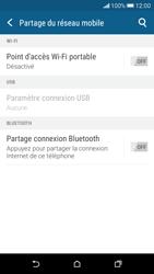 HTC Desire 626 - Internet et connexion - Utiliser le mode modem par USB - Étape 6