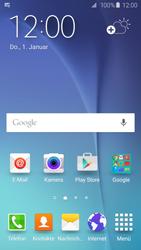 Samsung Galaxy S6 - MMS - Automatische Konfiguration - 0 / 0