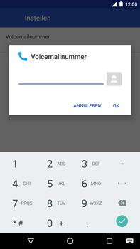 Huawei Nexus 6P - Android Oreo - Voicemail - Handmatig instellen - Stap 10