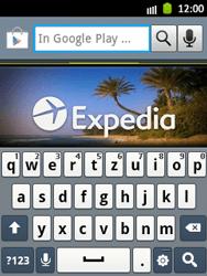 Samsung Galaxy Pocket - Apps - Installieren von Apps - Schritt 5