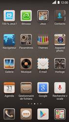 Huawei Ascend G6 - Internet - Navigation sur Internet - Étape 2
