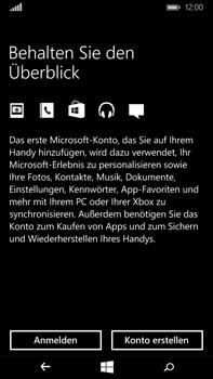 Microsoft Lumia 640 XL - Apps - Konto anlegen und einrichten - 1 / 1