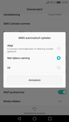 Huawei P9 - MMS - probleem met ontvangen - Stap 8