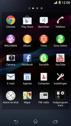 Sony C6903 Xperia Z1 - Internet - buitenland - Stap 3