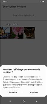 Samsung Galaxy A70 - E-mails - Envoyer un e-mail - Étape 15