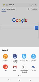Samsung Galaxy S8 Plus - Internet - Internetten - Stap 20