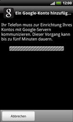 HTC Sensation XL - Apps - Konto anlegen und einrichten - 8 / 18
