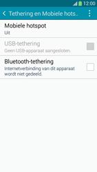 Samsung I9195i Galaxy S4 mini VE - WiFi - Mobiele hotspot instellen - Stap 5