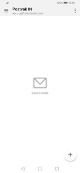 Huawei P Smart Z - E-mail - e-mail instellen (outlook) - Stap 3