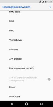 Nokia 5.1 - Internet - handmatig instellen - Stap 17