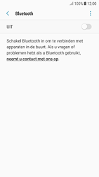 Samsung Galaxy S7 - Android Oreo - Bluetooth - headset, carkit verbinding - Stap 6