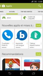 Sony Xperia E4g - Applications - Télécharger une application - Étape 5