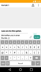 LG X Power - MMS - Erstellen und senden - Schritt 15