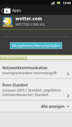 Sony Xperia Sola - Apps - Herunterladen - Schritt 14
