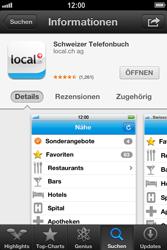 Apple iPhone 3GS - Apps - Installieren von Apps - Schritt 8