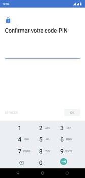 Wiko View 2 Plus - Sécurité - activéz le code PIN de l'appareil - Étape 10