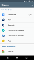 Sony Xperia X Compact - Wifi - configuration manuelle - Étape 3