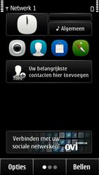 Nokia 500 - Netwerk - gebruik in het buitenland - Stap 14