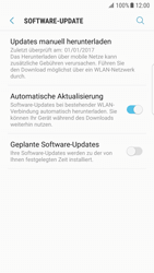 Samsung Galaxy S7 Edge - Android N - Software - Installieren von Software-Updates - Schritt 6
