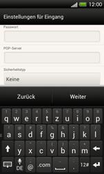 HTC One SV - E-Mail - Manuelle Konfiguration - Schritt 10
