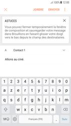 Samsung Galaxy A5 (2016) - Android Nougat - E-mail - envoyer un e-mail - Étape 9