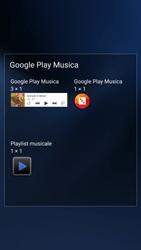 Samsung Galaxy S7 - Operazioni iniziali - Installazione di widget e applicazioni nella schermata iniziale - Fase 5
