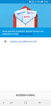 Samsung Galaxy A8 (2018) - E-mail - Configuration manuelle (gmail) - Étape 6