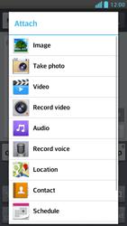 LG P875 Optimus F5 - MMS - Sending pictures - Step 8