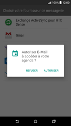 HTC Desire 530 - E-mails - Ajouter ou modifier votre compte Outlook - Étape 6