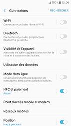Samsung Galaxy A3 (2017) - Internet et roaming de données - Désactivation du roaming de données - Étape 5