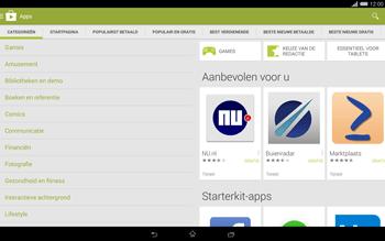 Sony Xperia Tablet Z2 4G (SGP521) - Applicaties - Downloaden - Stap 6