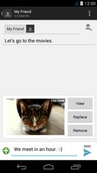 Acer Liquid Jade S - MMS - Sending pictures - Step 17