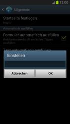 Samsung Galaxy Note II - Internet und Datenroaming - Manuelle Konfiguration - Schritt 22