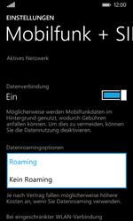 Nokia Lumia 635 - Ausland - Auslandskosten vermeiden - 1 / 1